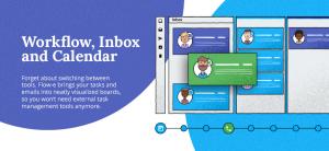 Calendar and task management app