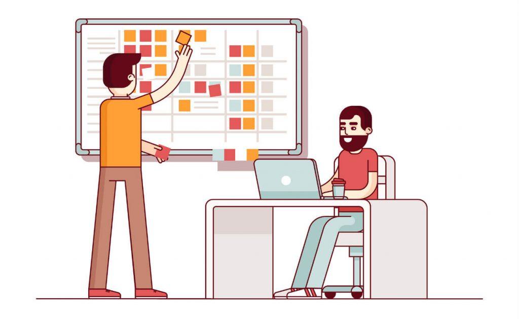 Kanban Planning with GTD Software