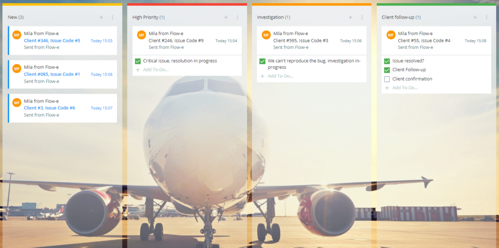 Personal Kanban Board Examples for Ticketing and Support