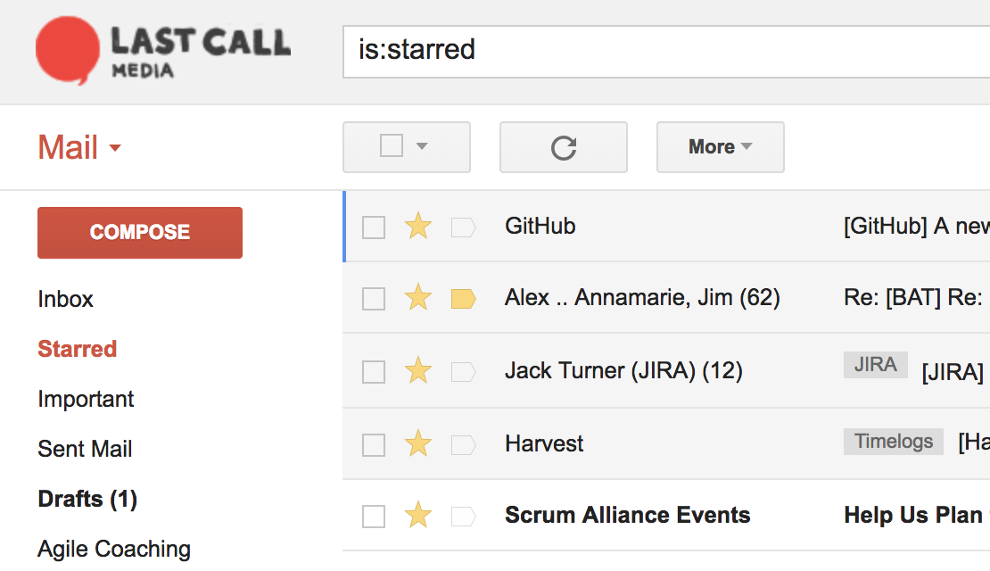 Maintaining Flow in the Email Queue